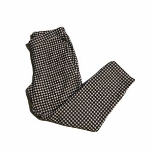 Old Navy Houndstooth Pull-on Trouser
